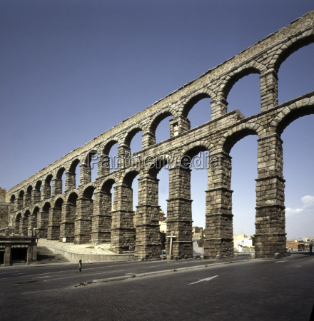 aquaduct, segovia - 813499