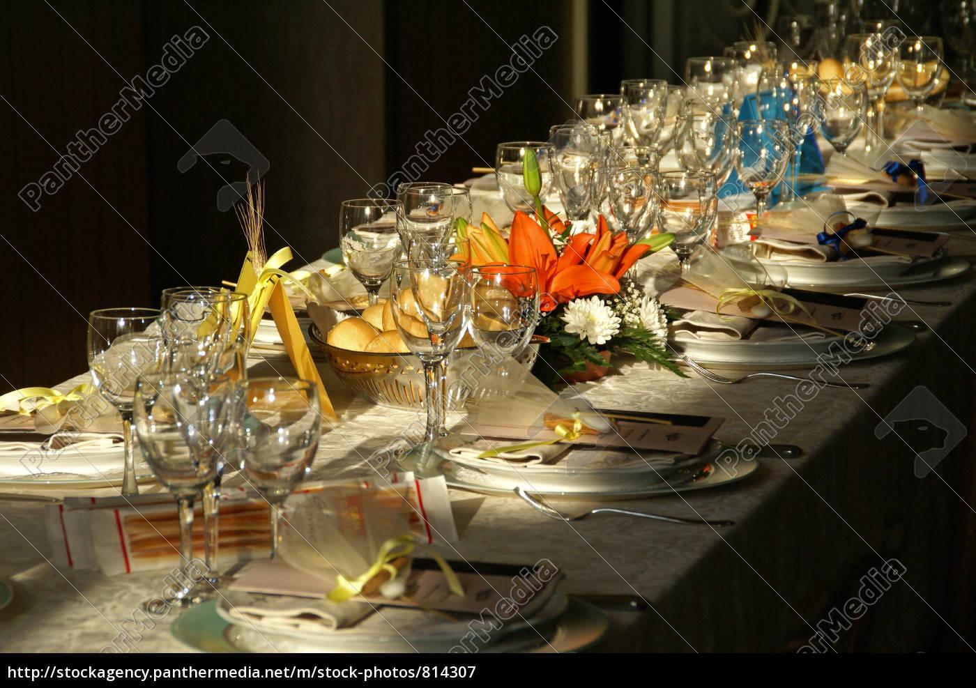 wedding, table - 814307