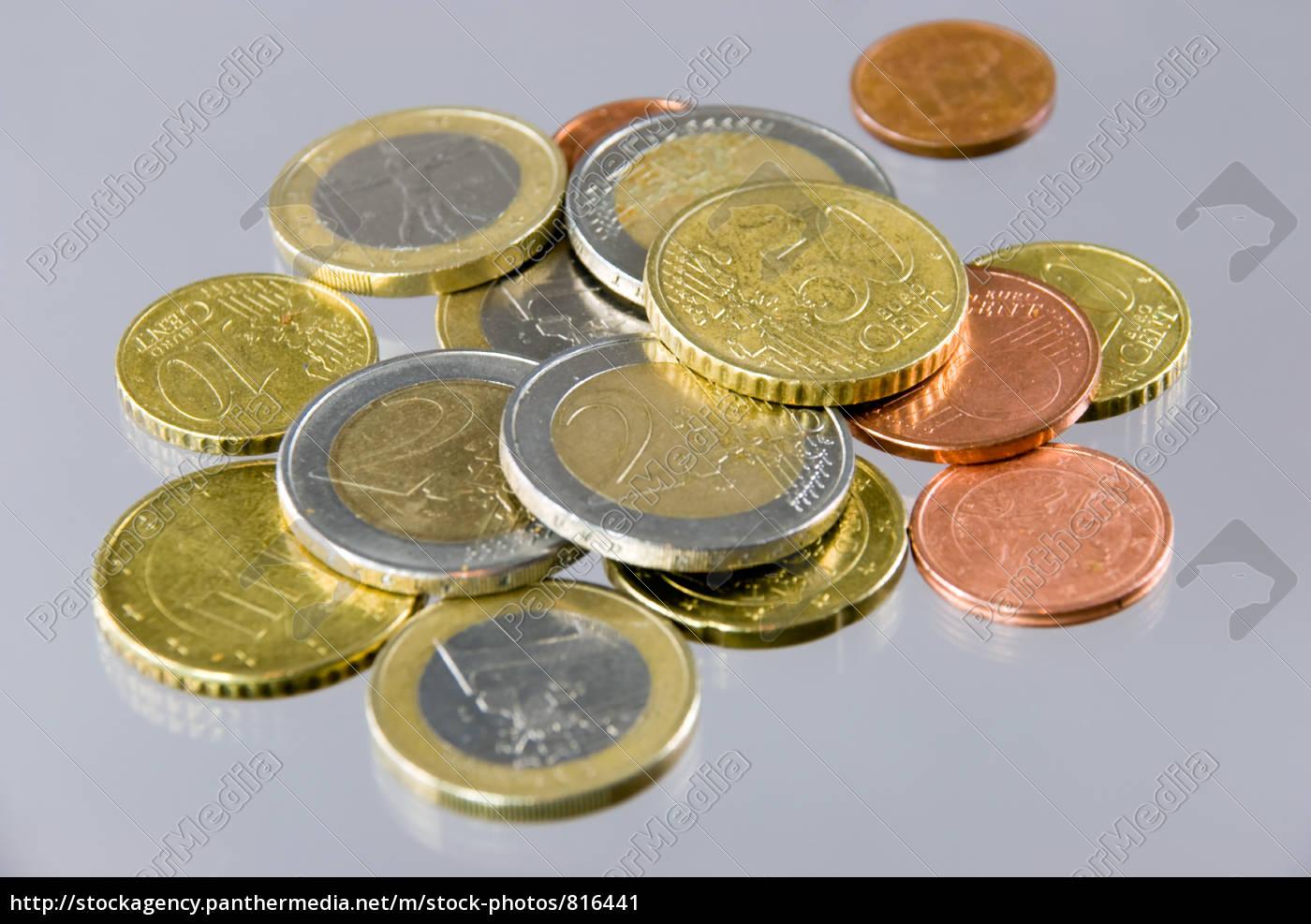 euro, coins - 816441