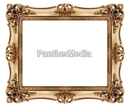 gold, frame - 817461