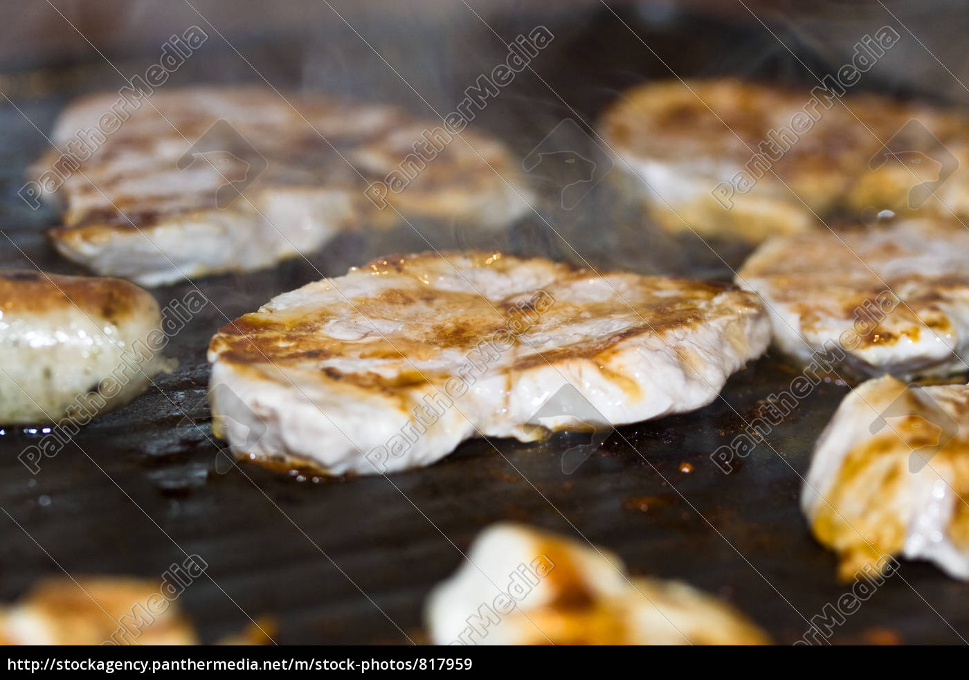 grill, meat, on, the, grill, raclette - 817959