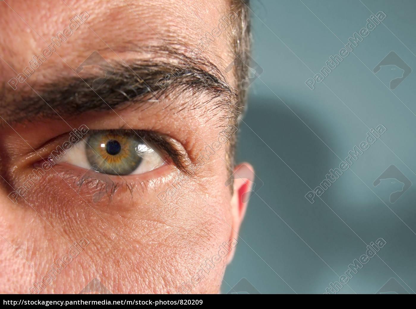 man, and, eye - 820209