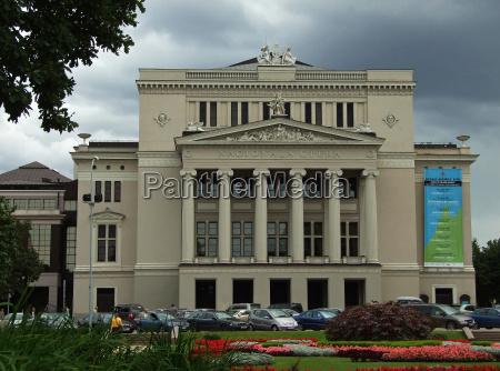 national opera riga