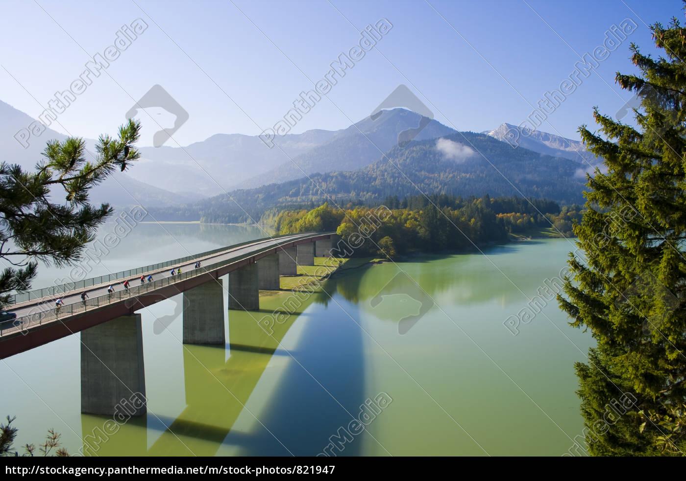 sylvensteinbrücke, with, scharfreiterring - 821947