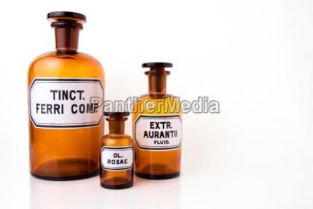 apothecary, bottles - 822519