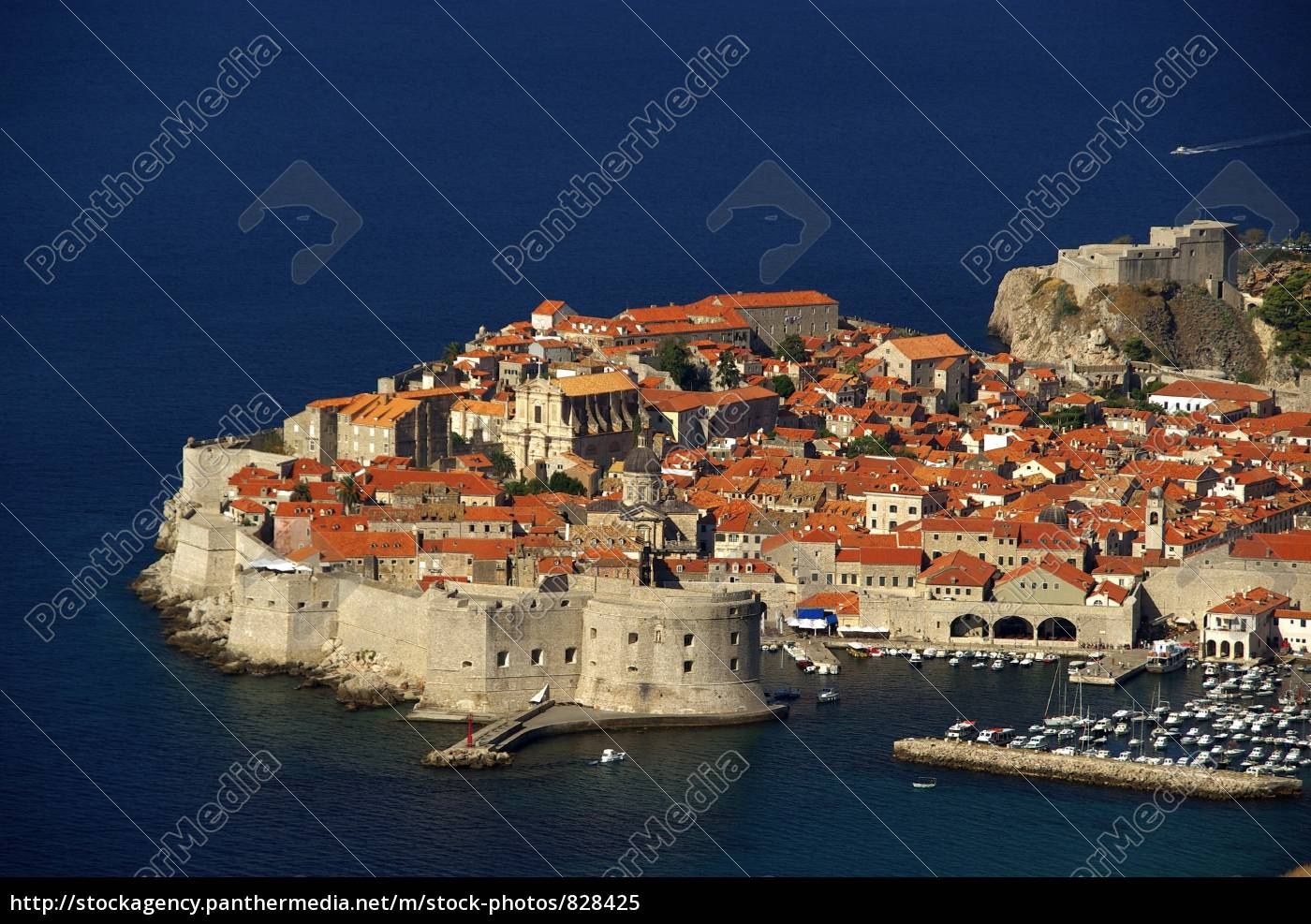 dubrovnik, from, above, 09 - 828425