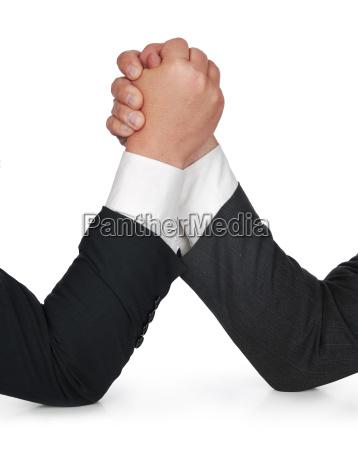 arm pressing