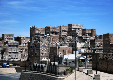 sanaa old town