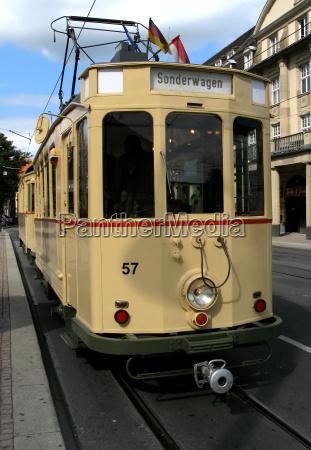 historic tramway