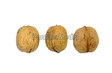 three nuts bowl nut crack walnut