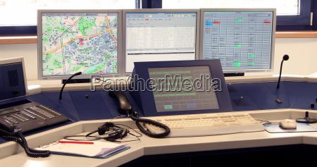 control, center, monitor - 875873
