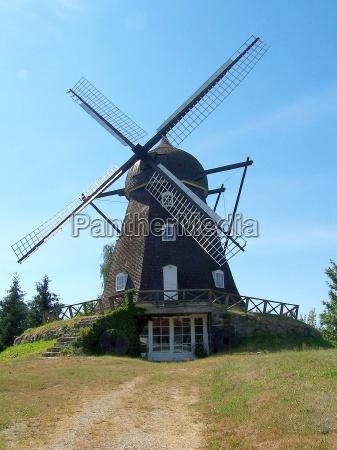denmark windmill wind energy mill mills