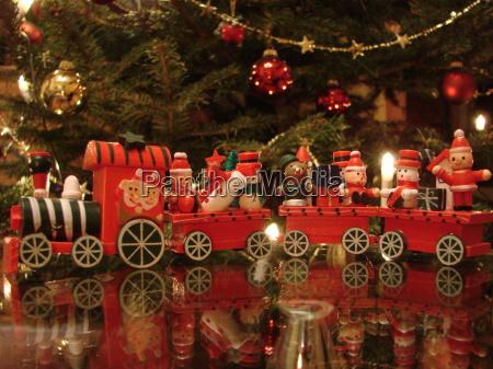 weihnachtsbahn