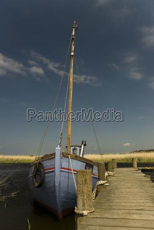 fishing, boat, in, denmark - 996829