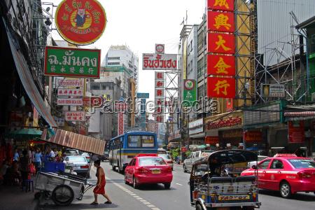 bangkok china quarter