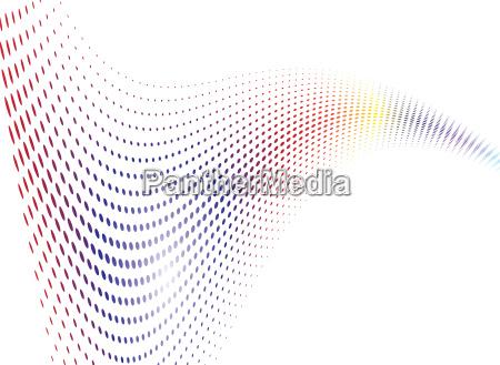 rainbow, wave - 1074743