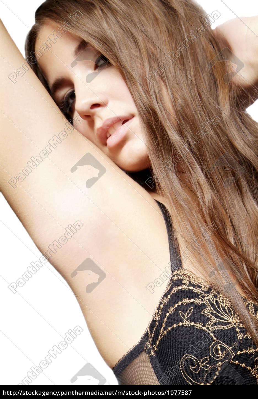 woman, with, bra - 1077587