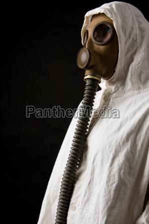 gas, mask - 1091371