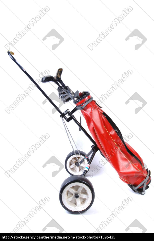 golf, cart - 1095435