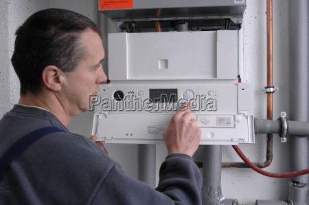 maintenance of a heating system