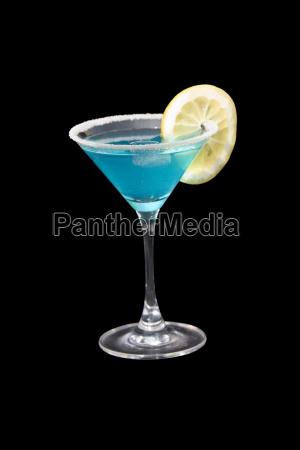 blue sky cocktail