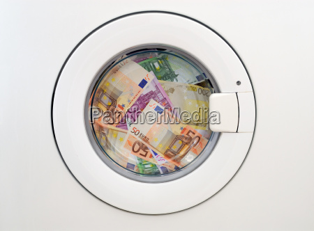 money, laundering, in, the, washing, machine - 1114195