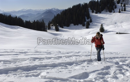 schneewanderung seekarspitze