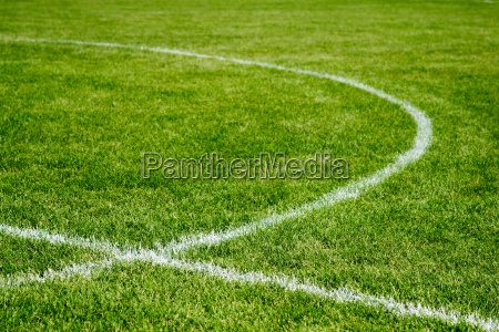 soccer, field, interecting, lines - 1122875