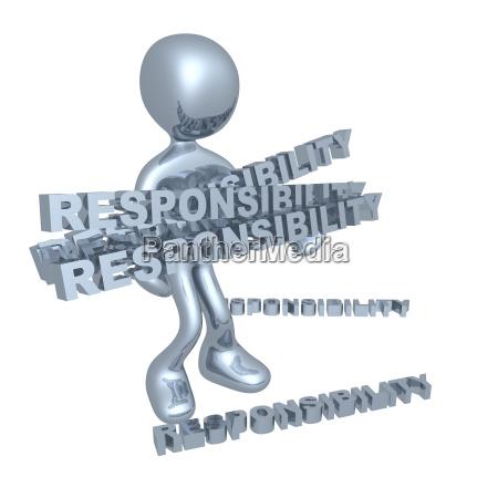 lots of responsibilities