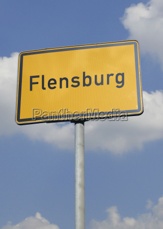 flensburgschild - 1132223