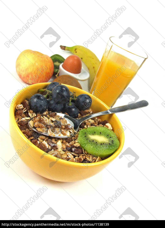 healthy, breakfast - 1138139