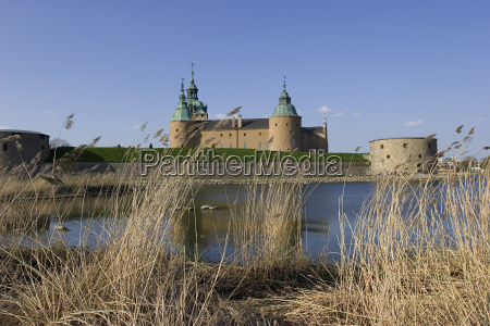 kalmar castle in sweden
