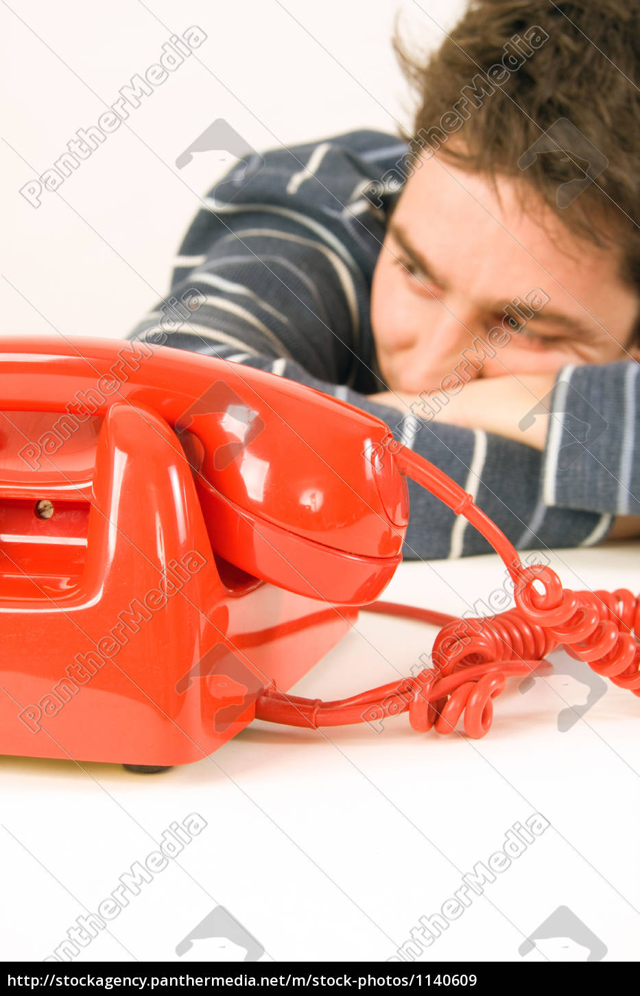 red, telephone - 1140609