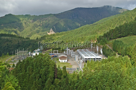 climate geothermal power plant