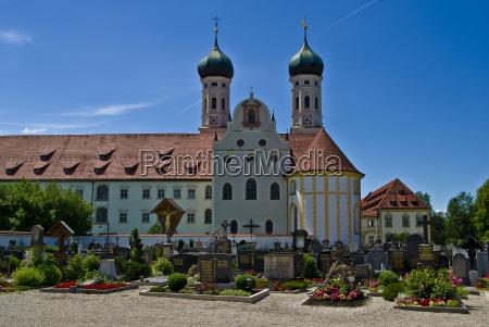 kloster benediktbeuern bavaria