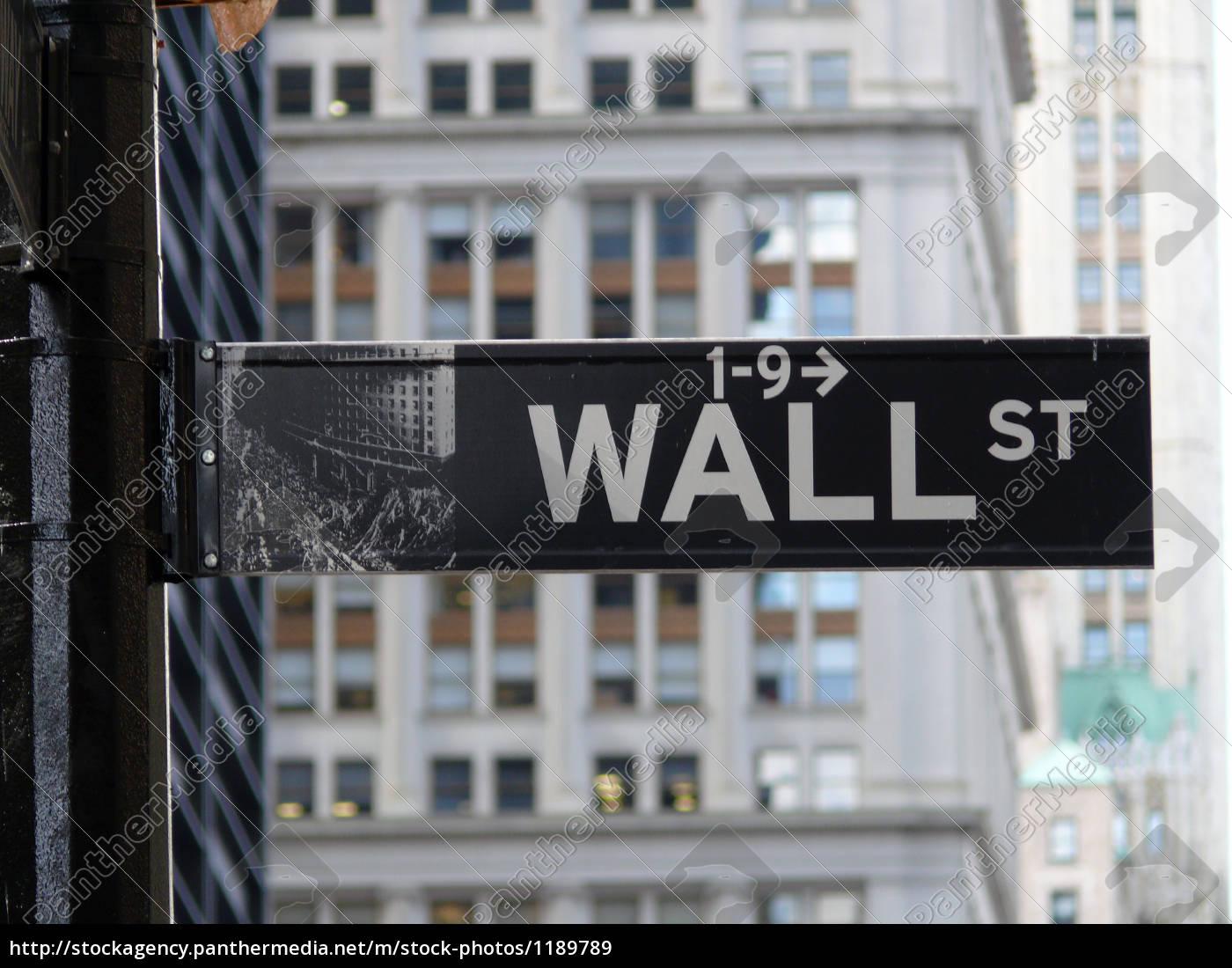 wall, street - 1189789