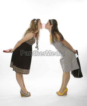 bubble gum girls