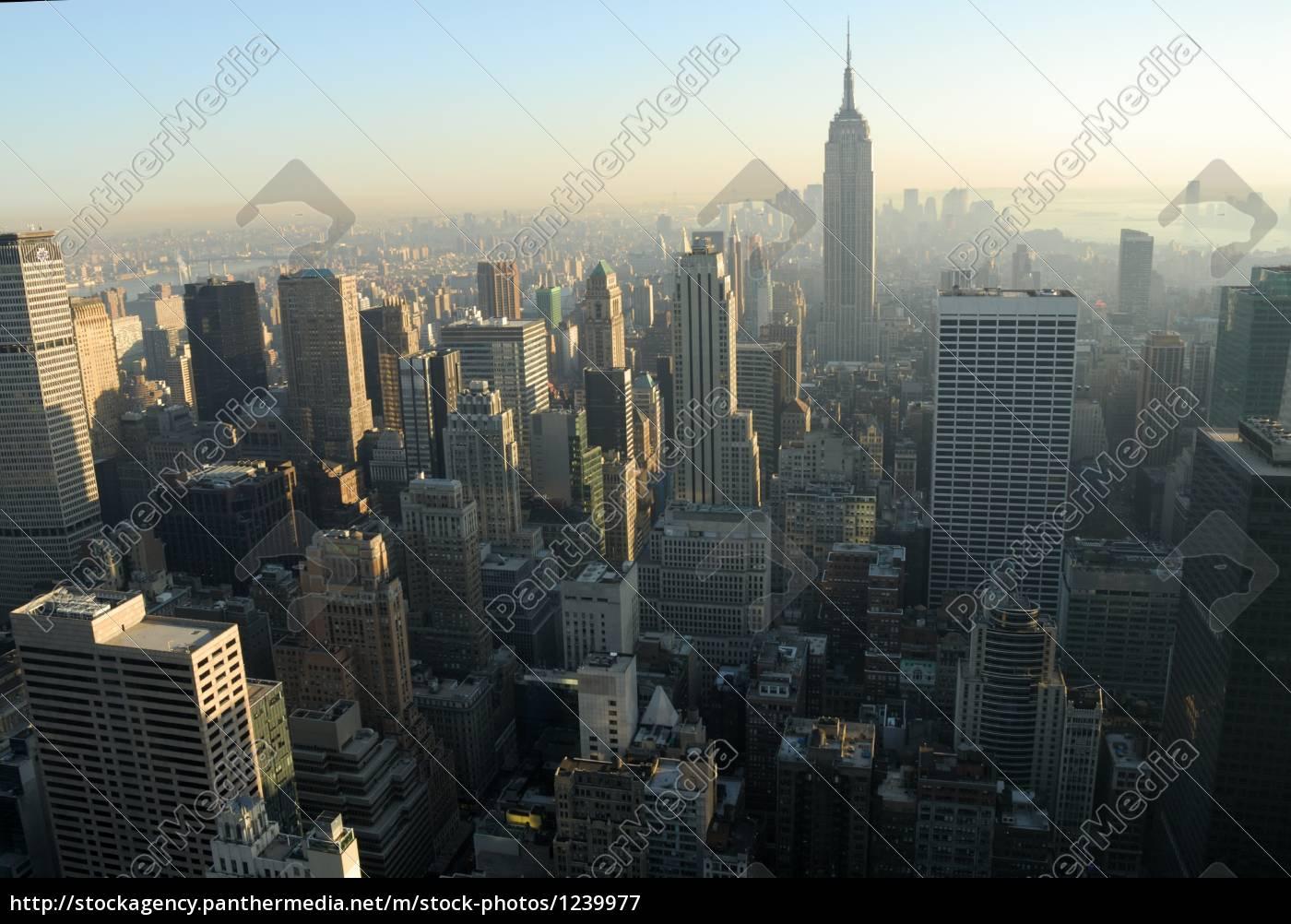 downtown, manhattan, cityscape - 1239977