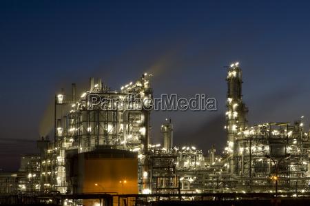 refinery, plant - 1240739
