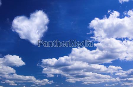 heart of clouds ii