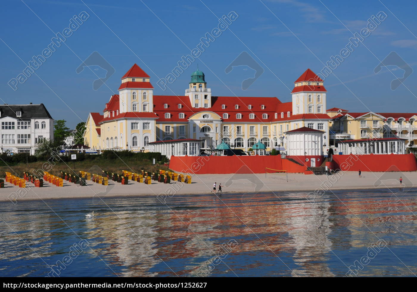 kurhaus, of, binz, on, rügen - 1252627