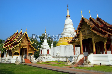 temples in chiang mai thailand