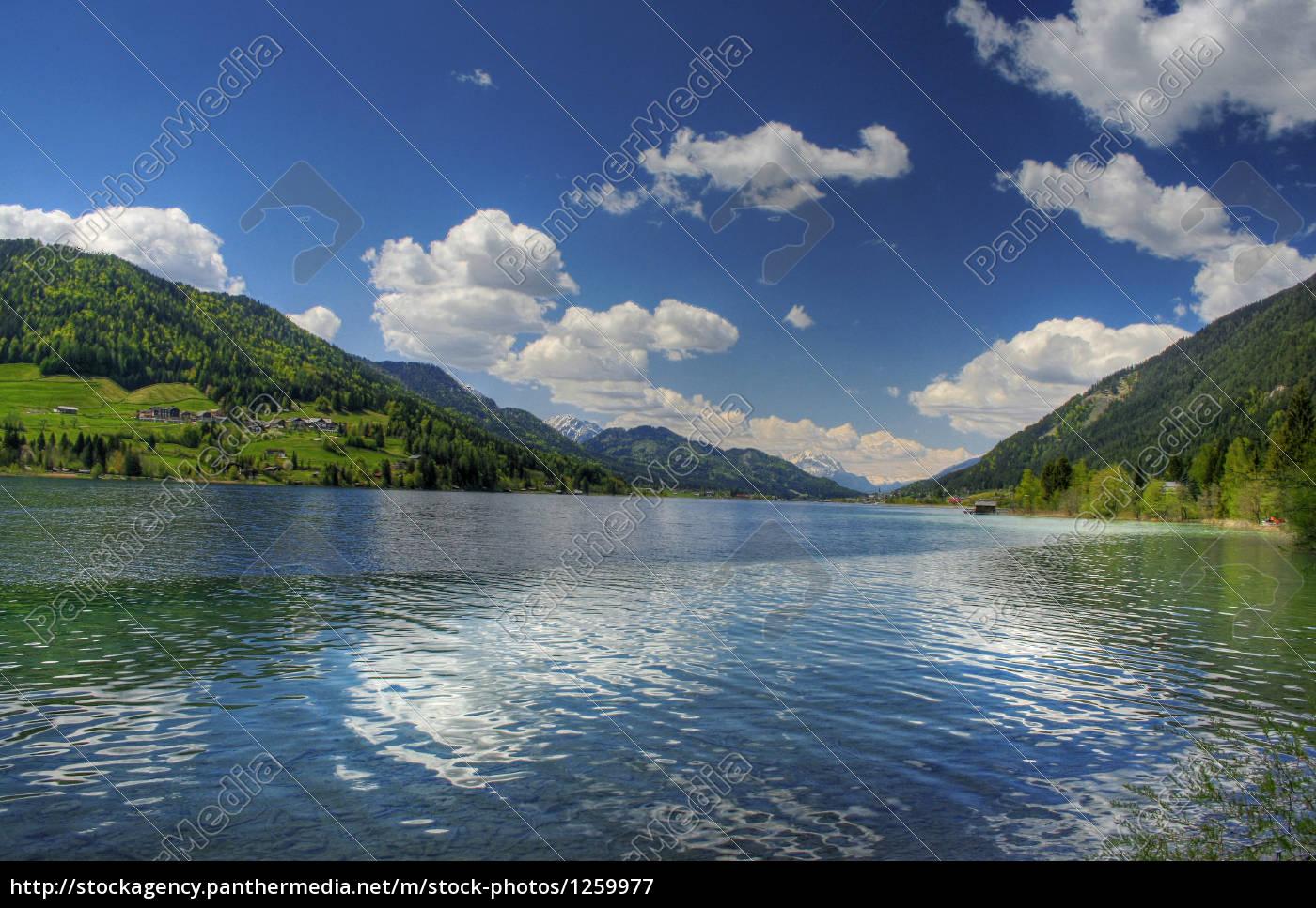 weissensee, carinthia - 1259977