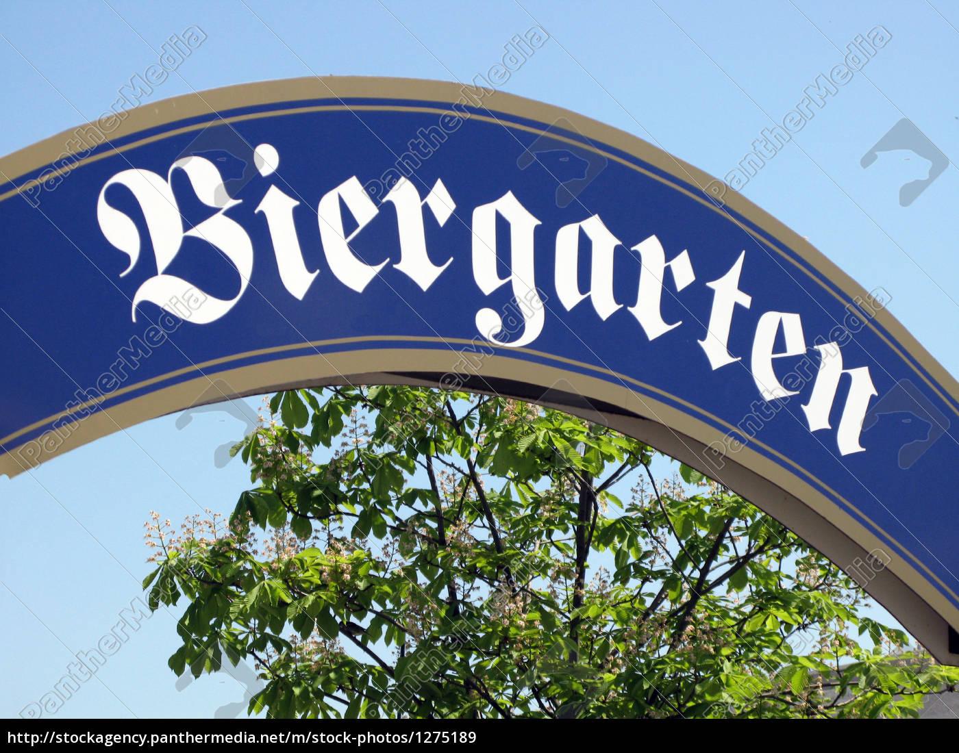 biergarten - 1275189