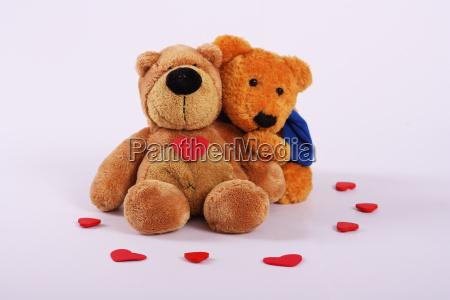 cuddly teddy bear horizontal format
