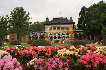 kurhaus in bad elster
