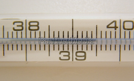 fever meter in detail