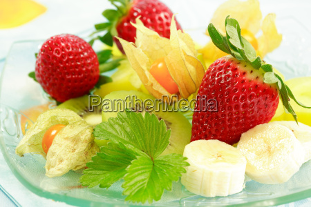 fresh, fruits, as, dessert, - 1308871