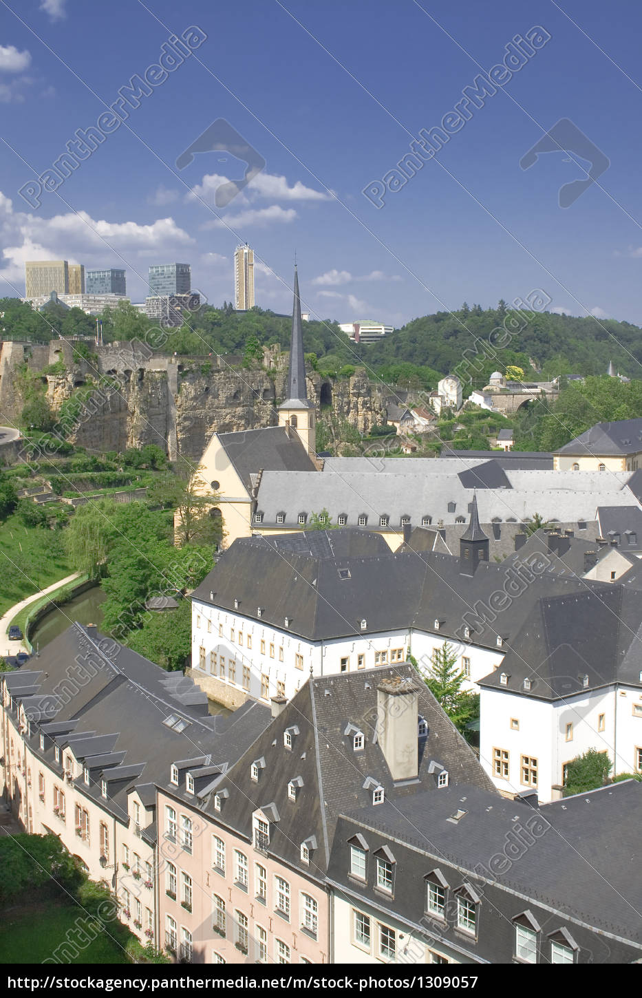 luxembourg, city - 1309057