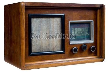 old, radio - 1309705